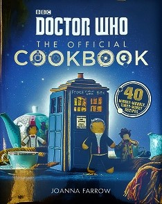 Dr Who Official Cookbook