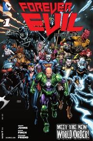 DC Forever Evil #1