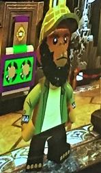 DC Villains Lego Detective Chimp