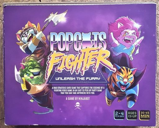 PopCats Fighter Box