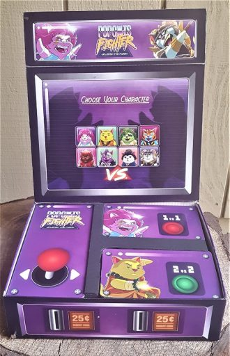 PopCats Fighter Open Box