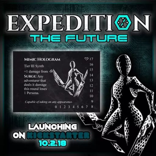 Expedition Kickstarter