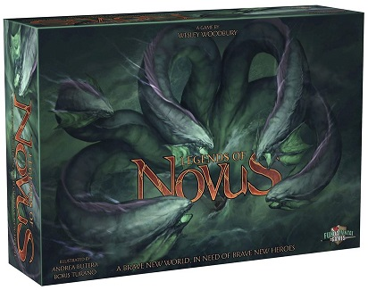 Legends of Novus Box