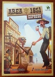 Area 1851 Express