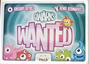 Qwarks Wanted Box