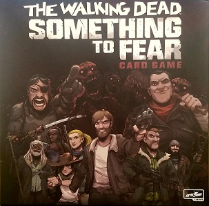 The Walking Dead Something to Fear Box
