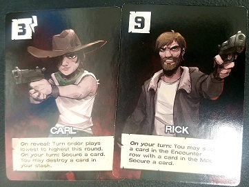 The Walking Dead: Something to Fear Cards
